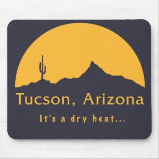 Tucson, Arizona - It's a dry heat... Mouse Pad