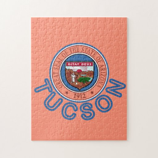 Tucson Arizona Rompecabeza