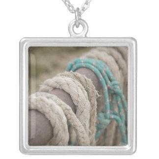 Tucson, Arizona: Ropes and hanrnesses used  on Jewelry