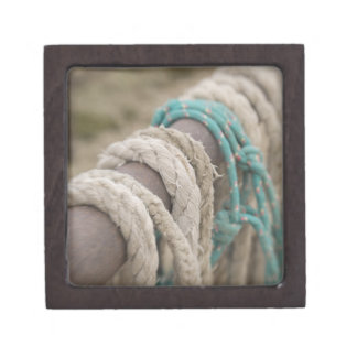 Tucson, Arizona: Ropes and hanrnesses used  on Premium Jewelry Boxes