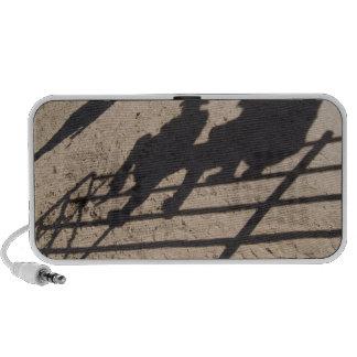 Tucson, Arizona: Sombras de los competidores del r Laptop Altavoces