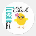 Tucson AZ Chick Stickers