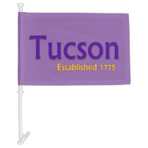 Tucson Car Flag