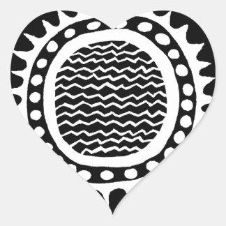 Tucson Del Sol Spirit Heart Sticker