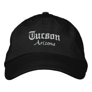 tucson intrépido gorra de béisbol bordada