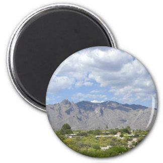Tucson Mountains Magnet
