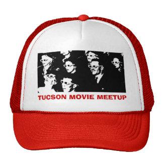 TUCSON MOVIE MEETUP Trucker's Cap Trucker Hat