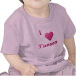 Tucson -- Rosas fuertes Camisetas
