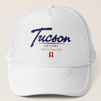Tucson Script Trucker Hat