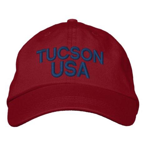 Tucson USA Cap