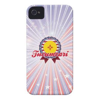Tucumcari nanómetro iPhone 4 funda