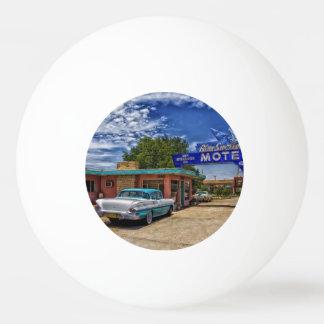 Tucumcari, nanómetro - Rt 66 Pelota De Ping Pong
