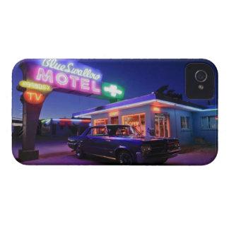 Tucumcari, New México, Estados Unidos. Ruta 66 2 Carcasa Para iPhone 4