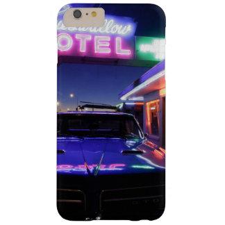 Tucumcari, New México, Estados Unidos. Ruta 66 2 Funda Barely There iPhone 6 Plus
