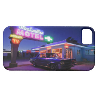 Tucumcari, New México, Estados Unidos. Ruta 66 2 Funda Para iPhone SE/5/5s