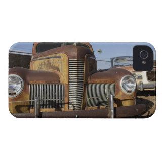 Tucumcari, New México, Estados Unidos. Ruta 66. Carcasa Para iPhone 4 De Case-Mate