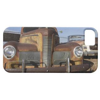 Tucumcari New México Estados Unidos Ruta 66 iPhone 5 Case-Mate Carcasa