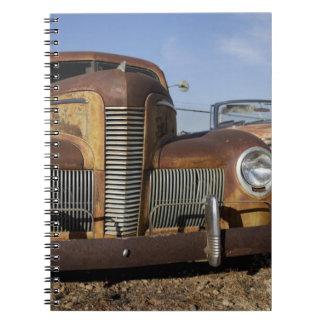 Tucumcari, New México, Estados Unidos. Ruta 66. Libro De Apuntes