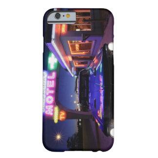 Tucumcari, New México, Estados Unidos. Ruta 66 Funda Barely There iPhone 6