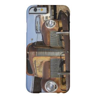 Tucumcari, New México, Estados Unidos. Ruta 66. Funda Barely There iPhone 6