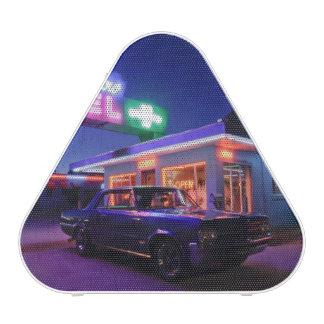 Tucumcari, New Mexico, United States. Route 66 2 Bluetooth Speaker