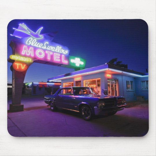 Tucumcari, New Mexico, United States. Route 66 2 Mouse Pad