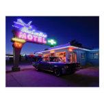 Tucumcari, New Mexico, United States. Route 66 2 Postcard