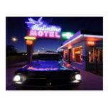 Tucumcari, New Mexico, United States. Route 66 Postcard