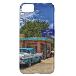 Tucumcari, NM - Rt 66 Case For iPhone 5C