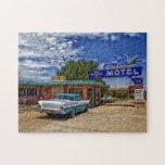 Tucumcari, NM - Rt 66 Puzzle