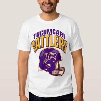 Tucumcari Rattlers Football Shirt