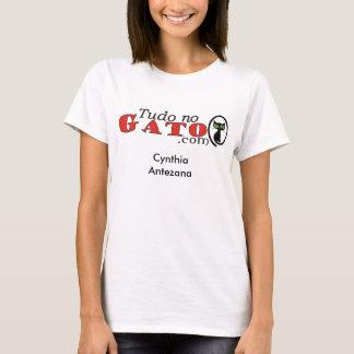 TudonoGato.com by Cynthia Antezana T-Shirt