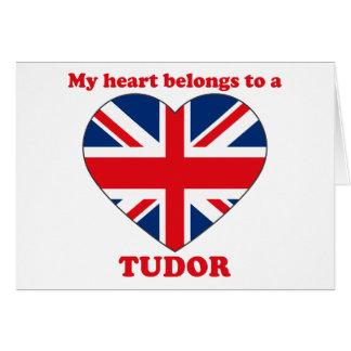 Tudor Card