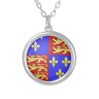 TUDOR COAT OF ARMS KING HENRY VIII NECKLACE