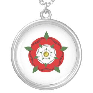 tudor dynasty great britain united kingdom king round pendant necklace