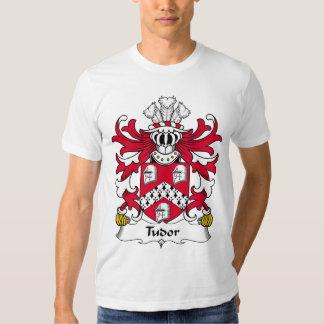 Tudor Family Crest T-shirt