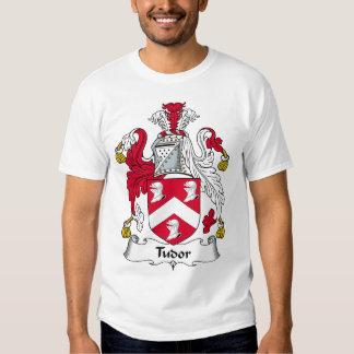 Tudor Family Crest Tee Shirt