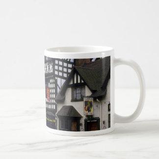 Tudor House Inn, Warwick, Warwickshire, U.K. Mugs