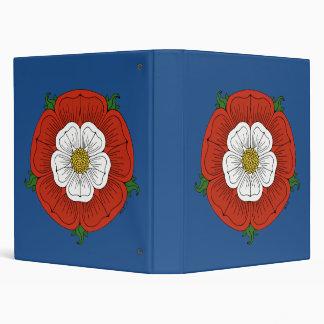 Tudor Rose 3 Ring Binder