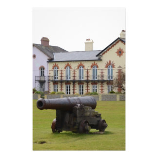 Tudor Rose Cannon Stationery