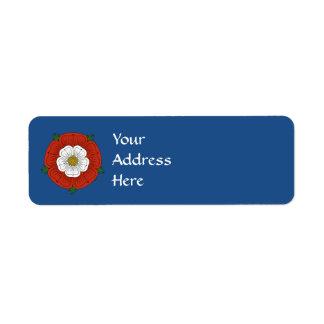 Tudor Rose Label