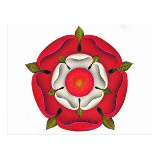 Tudor Rose Postcards