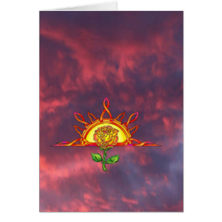 Tudor s Sunrise Greeting Cards