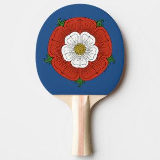Tudor subió pala de tenis de mesa