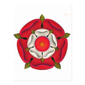 Tudor subió postal