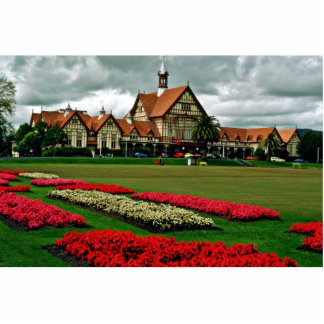Tudor Towers Government Gardens, Rotorua Cutout