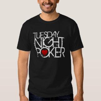 Tuesday Night Poker T Shirt