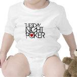 Tuesday Night Poker Tshirts