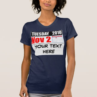 Tuesday November 2 2010 - Customize T Shirts