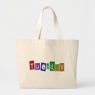 Tuesday Products Canvas Bags